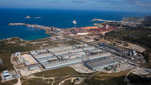 Alcoa anuncia nuevos cierres desatando la alarma en San Cibrao