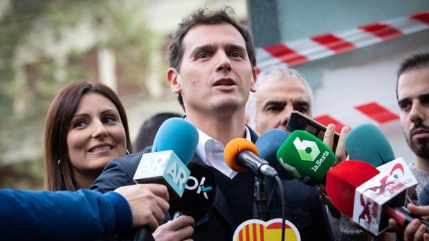 Rivera propone «rearmar política e ideológicamente» el Estado contra el...