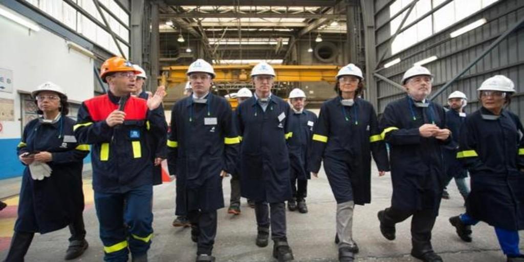 El comité de Alcoa denuncia que el Gobierno no quiere industria