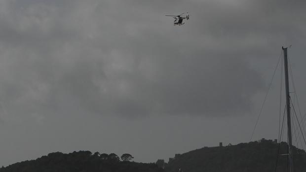 Sánchez y el helicóptero: «Trajeron un segundo aparato para silenciar el escándalo»