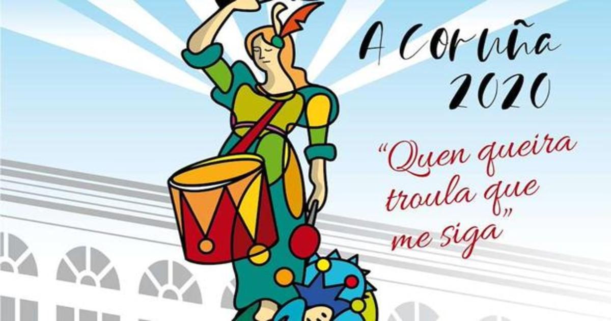 Carnaval La Coruña 2020 Calendario Horarios Y Actividades Del Entroido