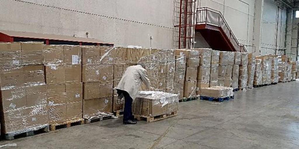 El Gobierno envía a la Comunidad 62.780 test rápidos, 45 ventiladores y más de 200.000 mascarillas