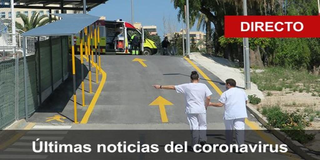 Coronavirus Valencia en directo: nuevos horarios de la fase 2 de la desescalada a partir de este lunes