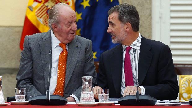 Así fueron las últimas conversaciones entre el Rey y Don Juan Carlos antes de la partida