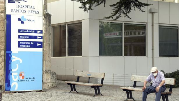 El Hospital de Aranda de Duero suspende las visitas