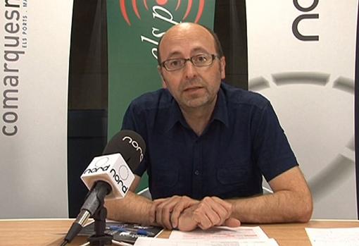 Francis Puig, hermano del presidente valenciano, en una imagen de archivo