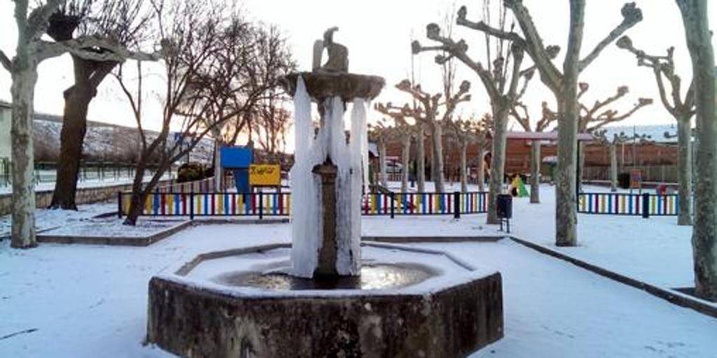 Molina De Aragón Marca La Temperatura Mínima De España Amaneciendo A 17 6 Grados