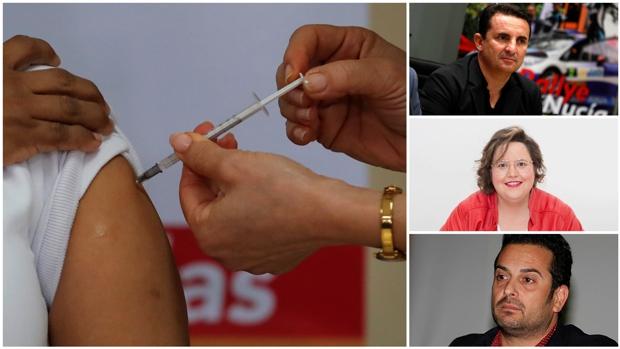 Los alcaldes de la vacuna no dimiten