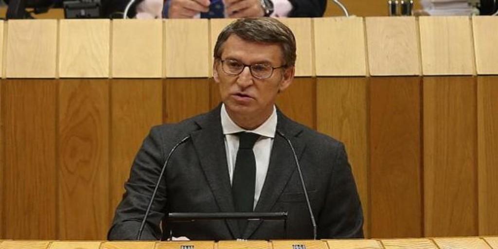 Coronavirus Galicia: Feijóo pedirá a Sánchez que las mascarillas FFP2 sean obligatorias