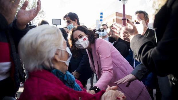 Test de voto | ¿A qué partido debería votar en las elecciones de Madrid?