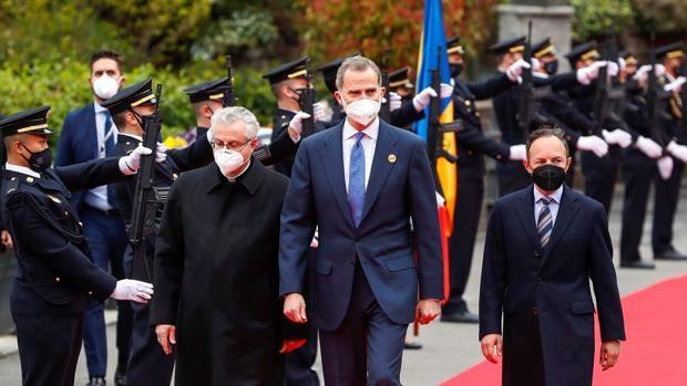 El Rey aboga por «modernizar» los acuerdos comerciales entre la UE e Iberoamérica
