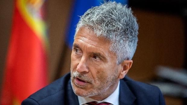 Nuevo varapalo judicial: el TSJ de Madrid obliga a Marlaska a motivar el cese de un agregado de Interior
