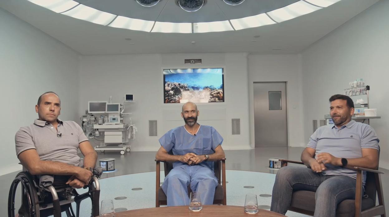 El trasplante que regaló a Óscar una nueva vida