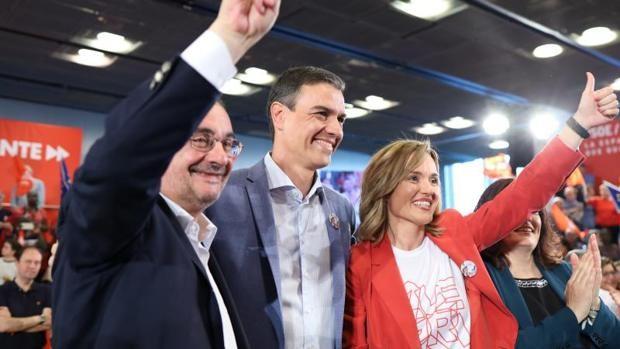 Moncloa ocultó a su delegada del Gobierno en Aragón la llegada del líder del Polisario