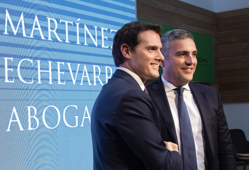 In March 2020, Rivera joined the Martínez-Echevarría law firm