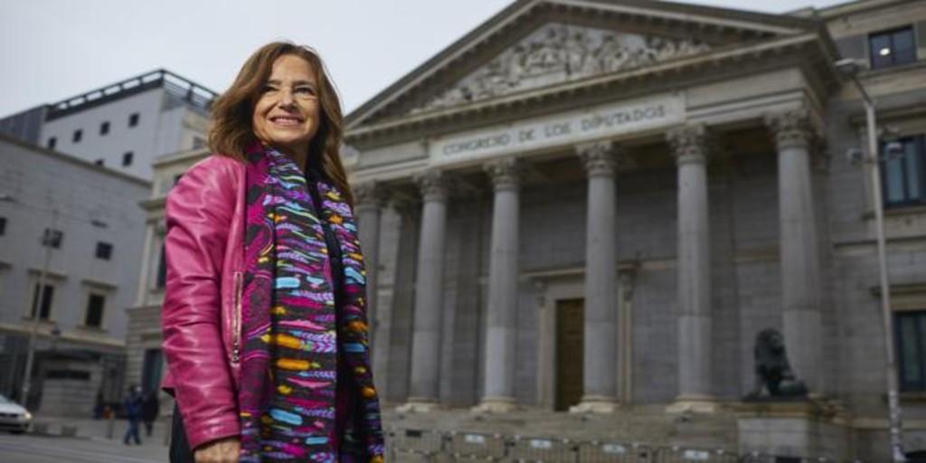 Teresa Jiménez Becerril: «Otegi es un hipócrita. Ni pide perdón ni se arrepiente, solo quiere blanquearse»