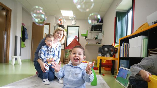 Cada casa niño puede cuidar a un máximo de cinco pequeños a la vez