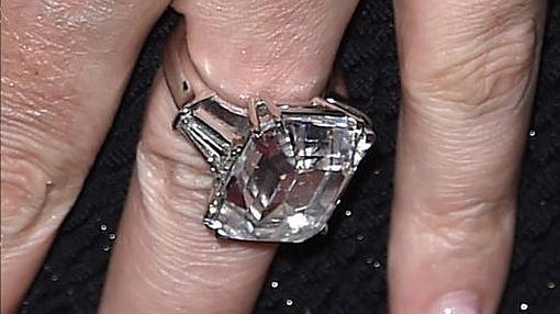 El anillo regalado a Mariah Carey