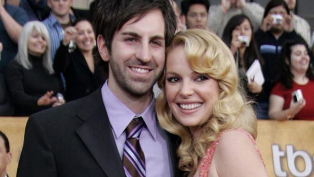 Katherine Heigl y su marido, Josh Kelley