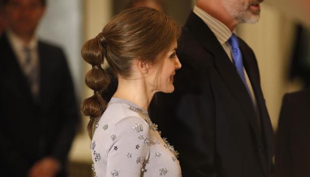 la Reina Doña Letizia