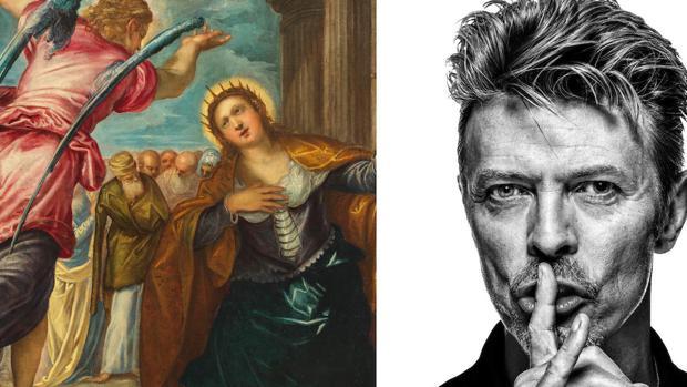 El músico ha sido un fanático de Tintoretto