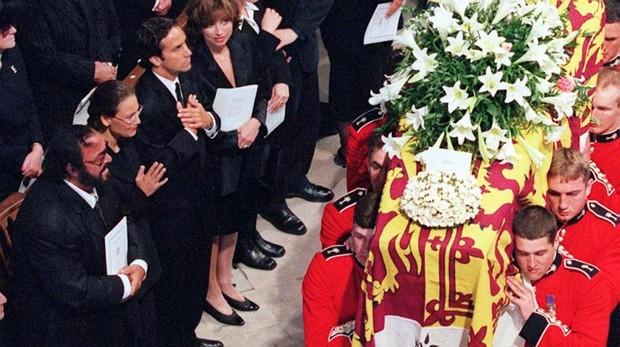 Funeral Diana de Gales