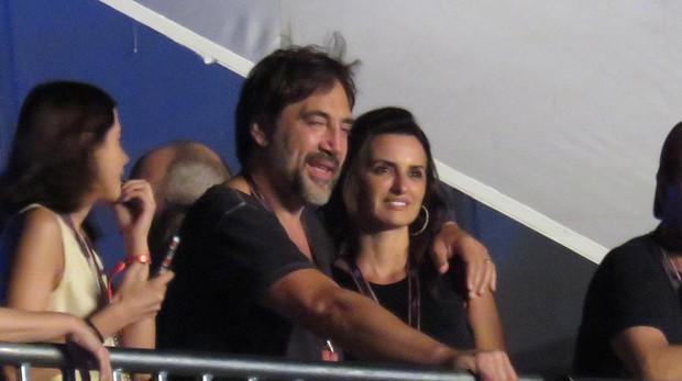 Penélope Cruz y Javier Bardén