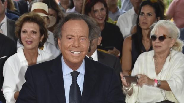 Julio Iglesias, en una imagen de archivo