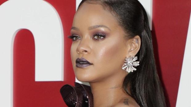 Rihanna en una imagen de archivo