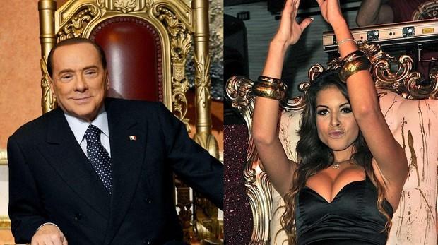 Berlusconi y Ruby