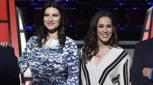 Laura Pausini y Malú