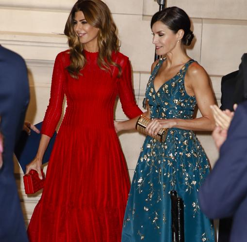 Brindis Y Tangos En La Cena Que Mauricio Macri Ofreció A Los Reyes En Argentina