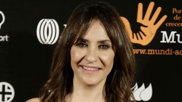 La actriz Melani Olivares