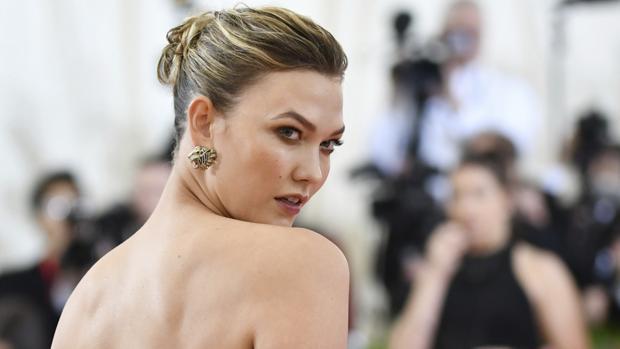 La modelo Karlie Kloss