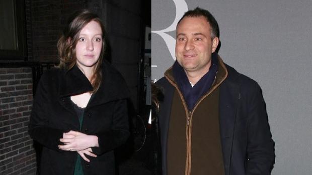 Kate Rothschild y Ben Goldsmith