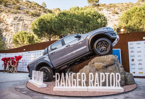 Nuevo Ford Ranger Raptor, patrocinador de la gala Starlite