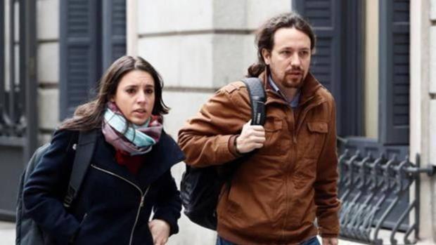 Pablo Iglesias E Irene Montero Son Padres Por Tercera Vez De Una
