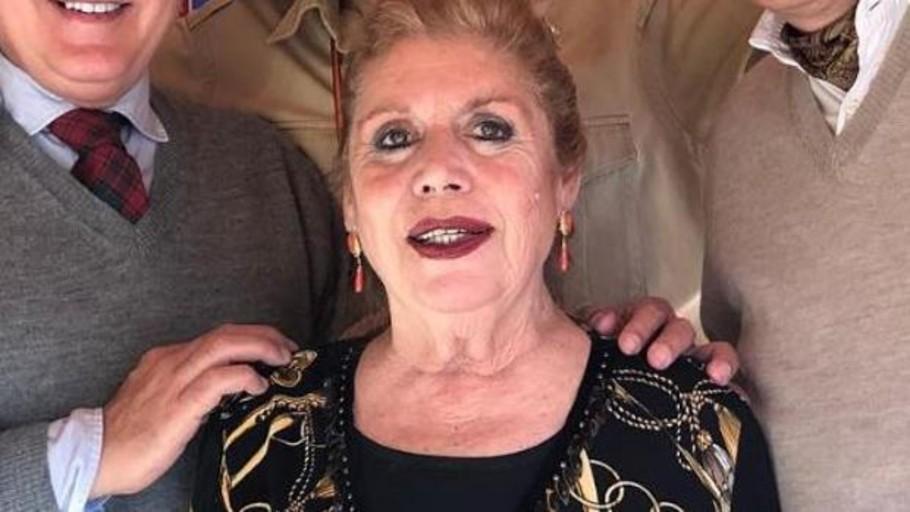 La primera imagen de María Jiménez tras sus graves problemas de salud