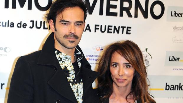 Ricardo Rodríguez y María Patiño