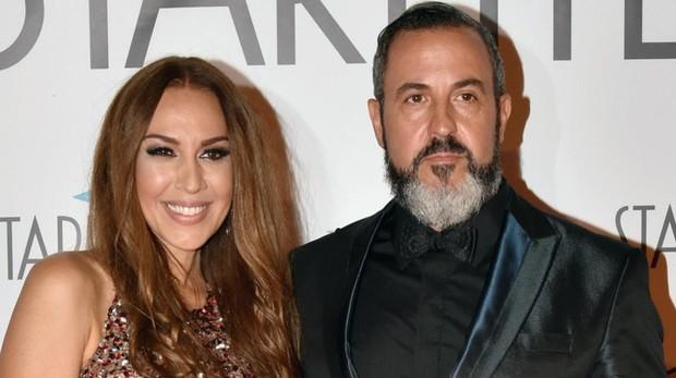Mónica Naranjo y Óscar Tarruella