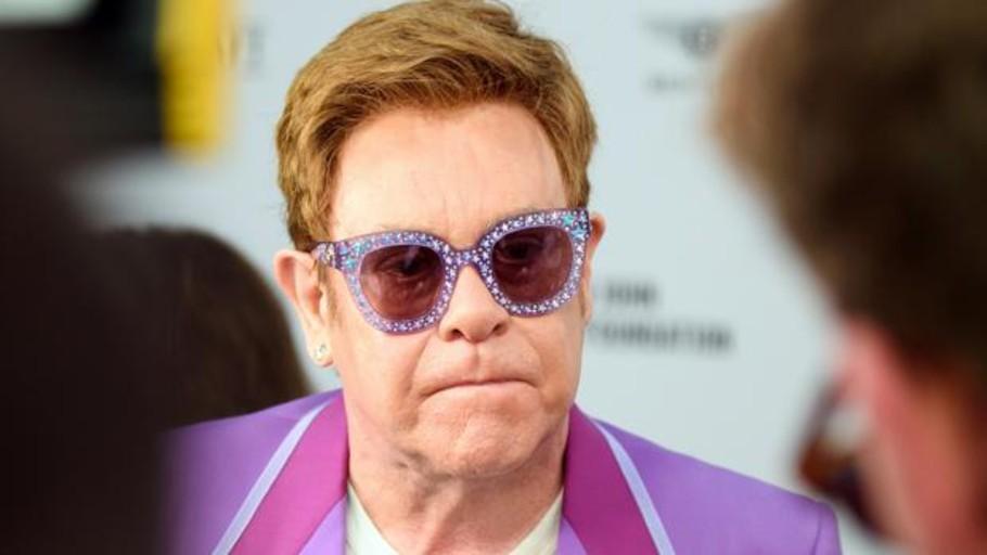 La confesión más dura de Elton John: estuvo «a 24 horas de morir» por un cáncer de próstata
