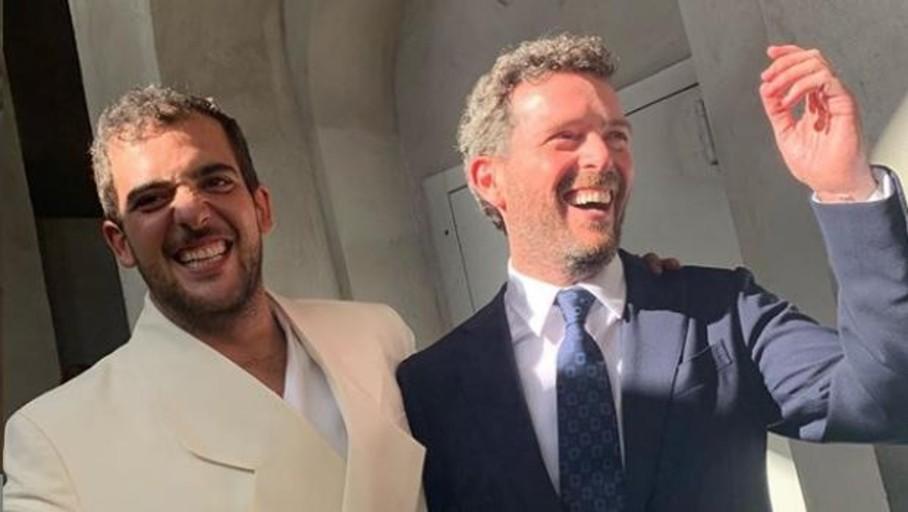 La boda «indepe» del hijo de Xavier Trias cuando Barcelona ardía