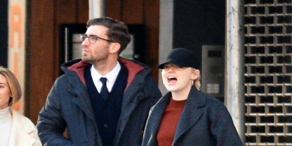 Emma Stone se casa con Dave McCary