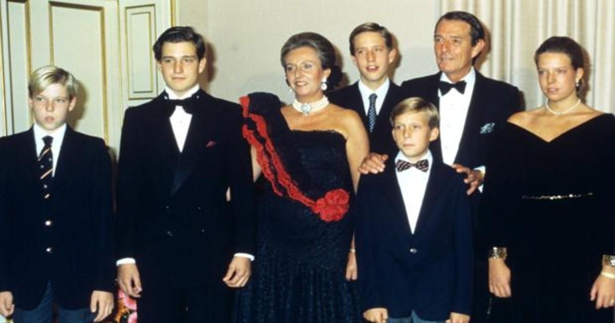 La Complicada Vida De Los Cinco Hijos De La Infanta Pilar