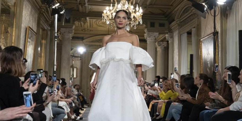 Madrid Bridal Fashion Week, la pasarela nupcial madrileña en pie de guerra
