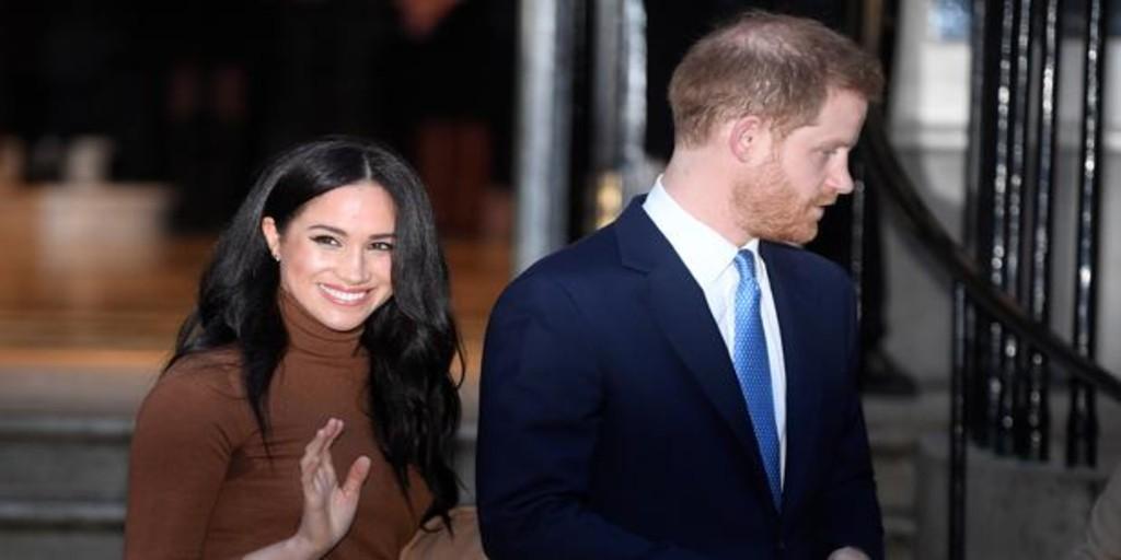 Ya hay acuerdo entre Isabel II y los Duques de Sussex: renuncian al tratamiento de alteza real y no recibirán dinero público