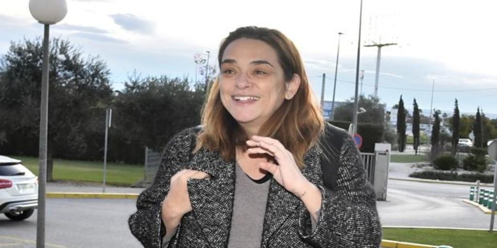 Toñi Moreno ingresa en un hospital de Sevilla para dar a luz