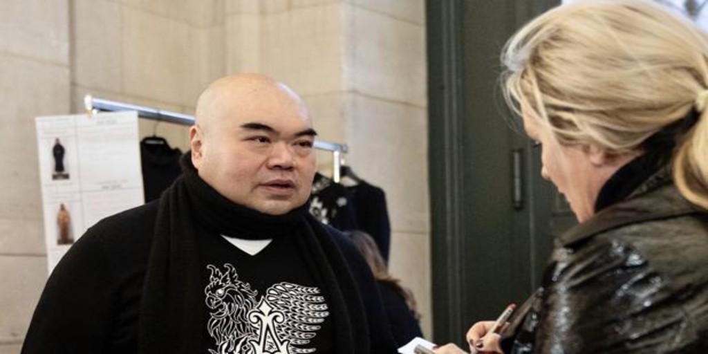 Andrew Gn, el Yves Saint Laurent asiático: «Soy un hombre del Renacimiento»