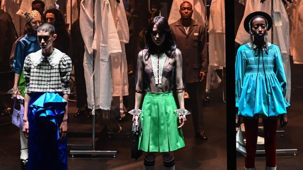 Gucci cambia el ritmo de la moda
