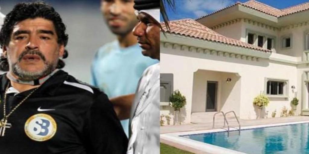 Coches, mansiones y un anillo valorado en 300.000 euros, la fortuna que deja Diego Armando Maradona